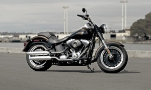 2013 Harley-Davidson Fat Boy Lo Softail