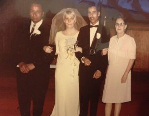 My parents and my father's parents.