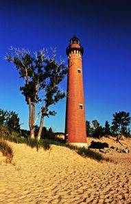 Libble Sable Lighthouse